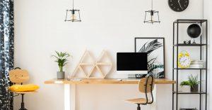 ¿Cómo hacer una oficina en casa?