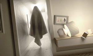 ¿Cómo saber si hay un fantasma en tu casa?